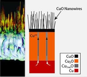 Copper Nanowire id35309