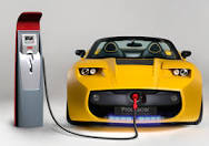electric cars images