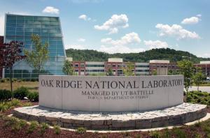 Oak Ridge 20111122_Oak_Ridge_Lab_entrance