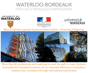 Waterloo-Bordeaux - Path to a Privileged Partnership