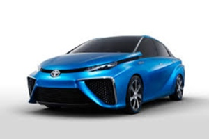 Fuel Cell CArs Miraix250