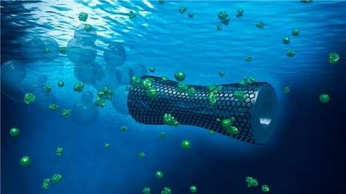 microbots water