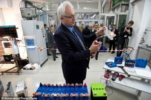 Czech Battery Nanotechnology