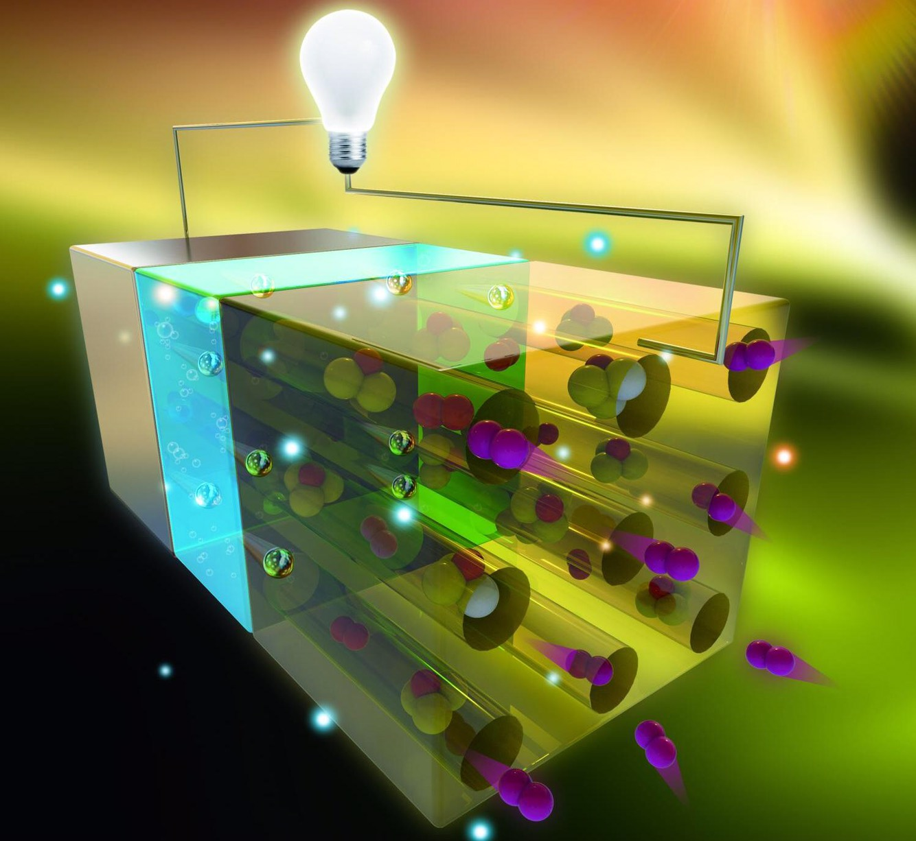 UT Austin's and Goodenough's New 'Solid Electrolyte Battery
