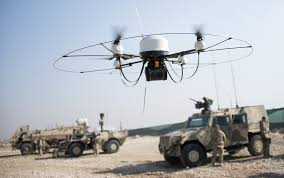 Military drone images