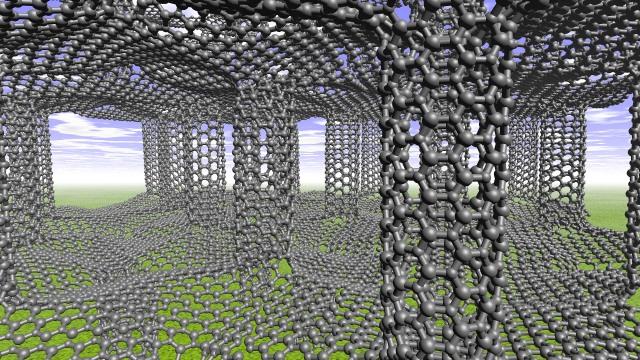 Graphene hybrid nanotubes 24-researchersm