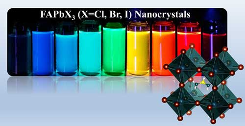 Perovskite Nanocrystals id46560