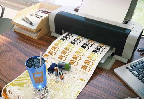 Printed Batteries id46558