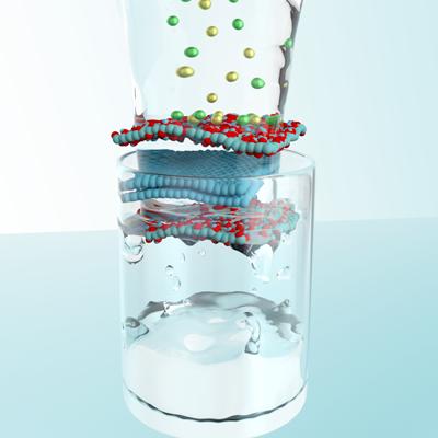 Graphene H2O towardasmart