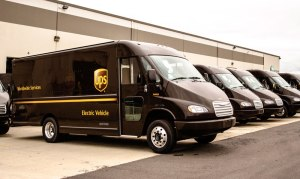 Electric Truck II upsvan