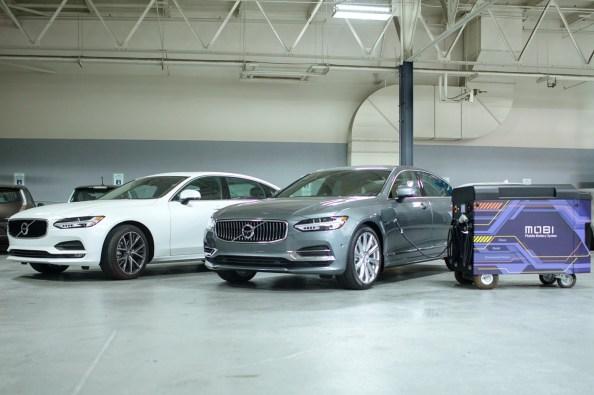 Volvo and MOBI