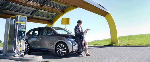 EV Charge 2 Fastned-solar-powered-EV-charger-NL