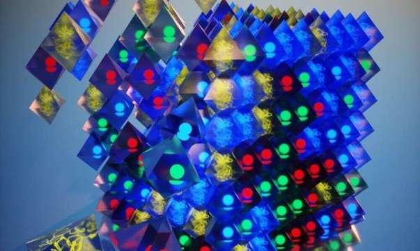 nanoobjectso 3D