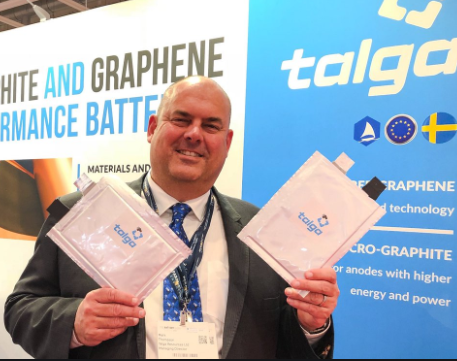 Graphene Anode Mark-Thompson-Talga-Resource